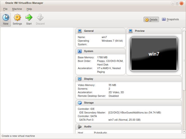 Running OpenSim on Mac OS X or Linux using a Windows Virtual Machine
